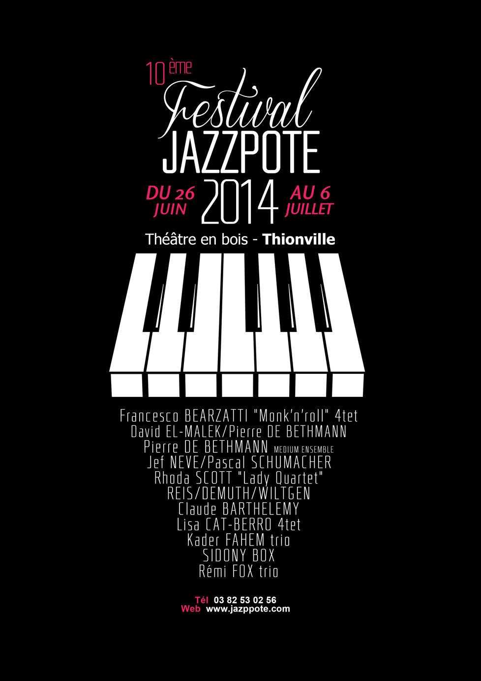 Jazzpote 2014