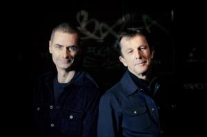 Franck Tortiller et Misja Fitzgerald-Michel Duo